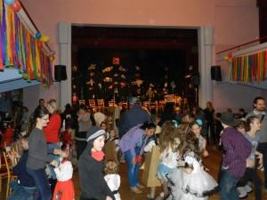 Detský fašiangový karneval 2017