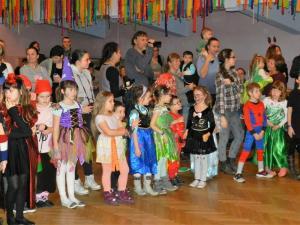 Detský fašiangový karneval 2019